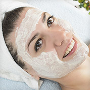 masks & special treatments decor image