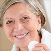 anti-aging for mature skin decor image