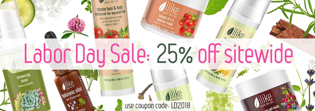 Labor Day Sale: 25% off sitewide