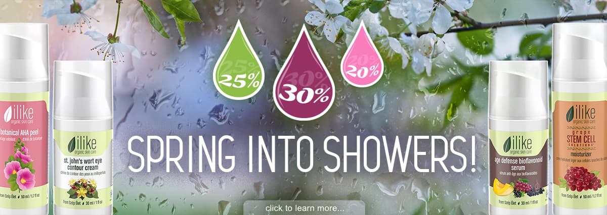 Spring Into Showers