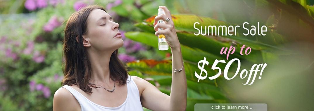 Get Relief Summer Sales banner image