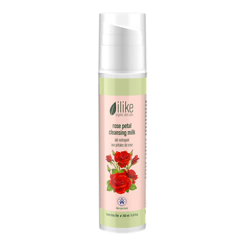 Rose Petal Cleansing Milk 200ml
