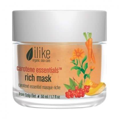 Carotene Essentials Rich Mask