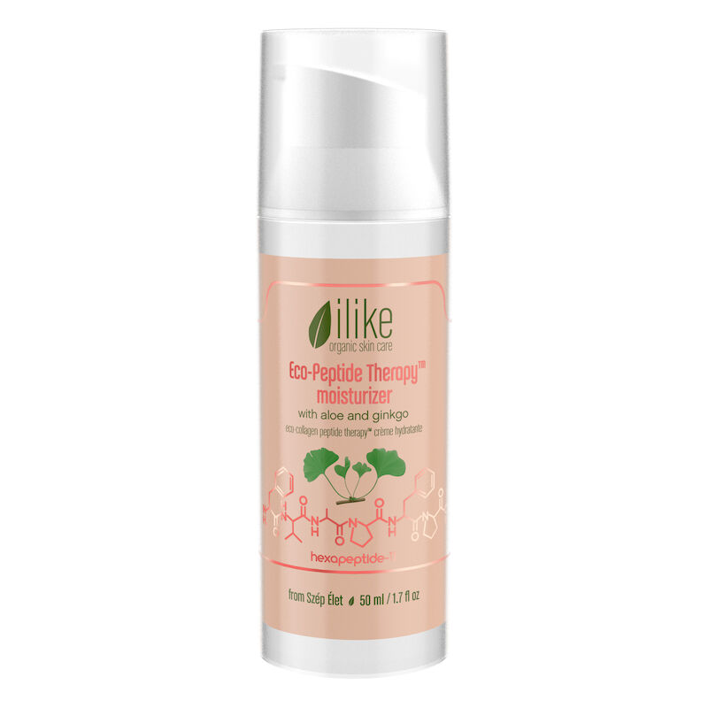 Eco-Peptide Therapy™ Moisturizer with Aloe and Ginkgo