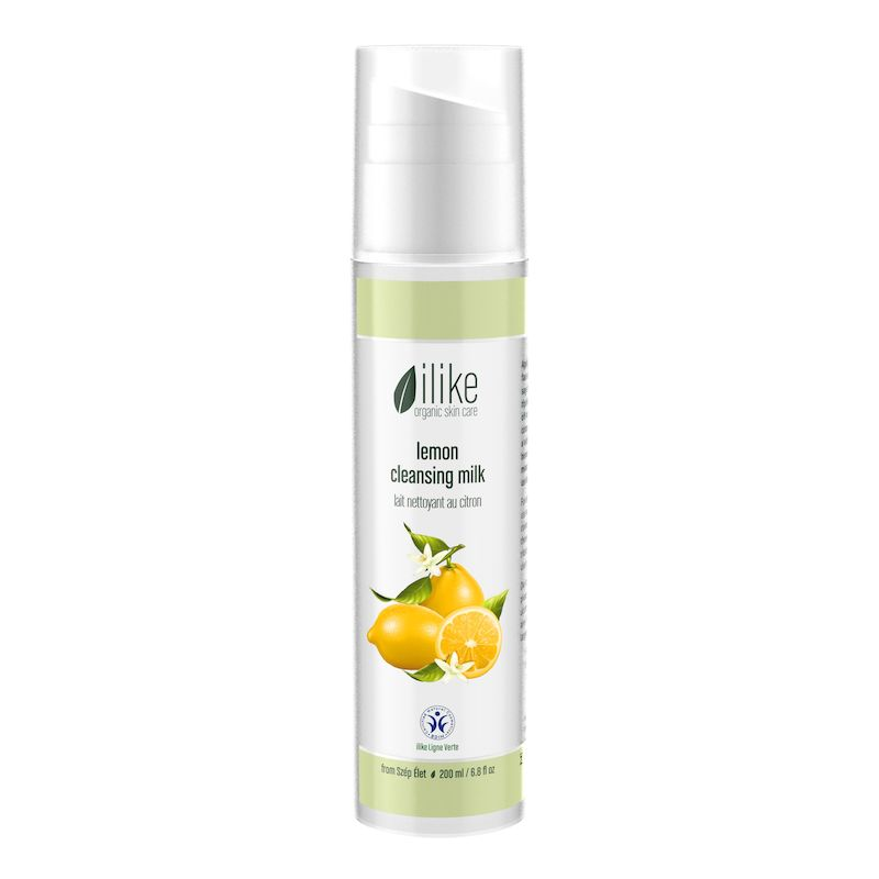 Lemon Cleansing Milk 200 ml / 6.8 fl oz