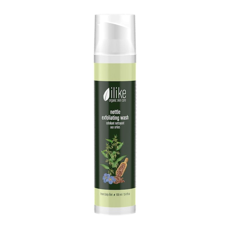 Nettle Exfoliating Wash 100 ml / 3.4 fl oz