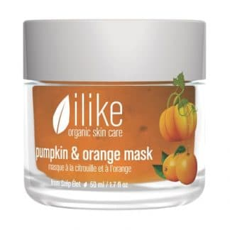 Pumpkin & Orange Mask