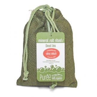 Purée Bath Organics Mineral Salt Rituals – Citrus Splash 1 lb