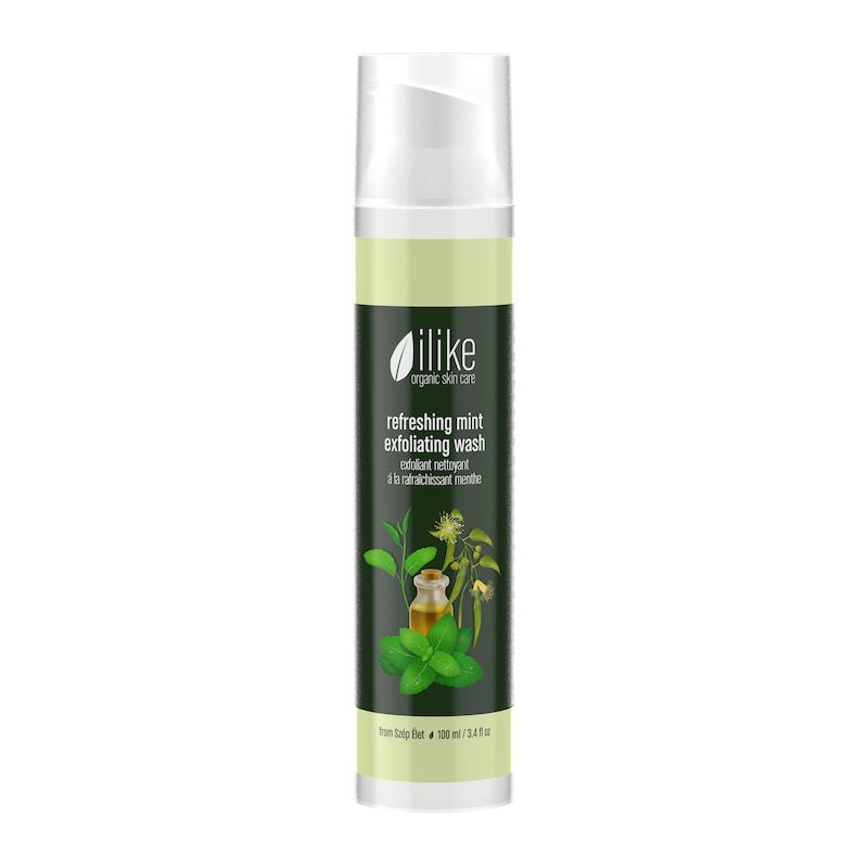 Refreshing Mint Exfoliating Wash 100 ml / 3.4 fl oz