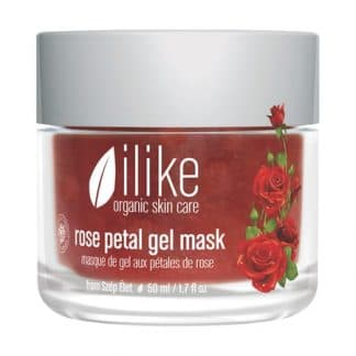 Rose Petal Gel Mask