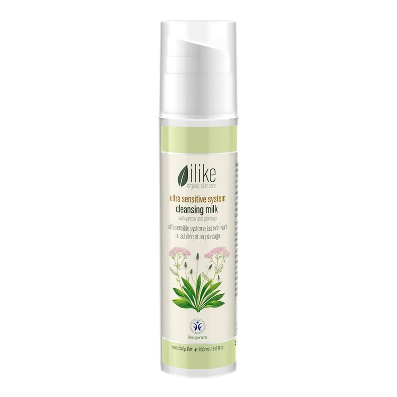 Ultra Sensitive System Cleansing Milk 200 ml / 6.8 fl oz