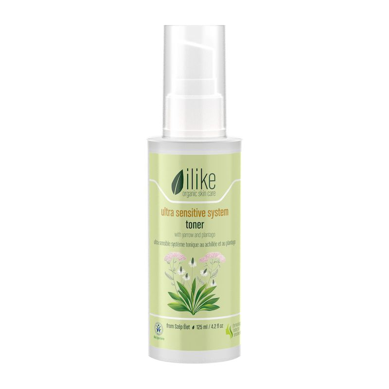 Ultra Sensitive System Toner 125 ml / 4.2 fl oz